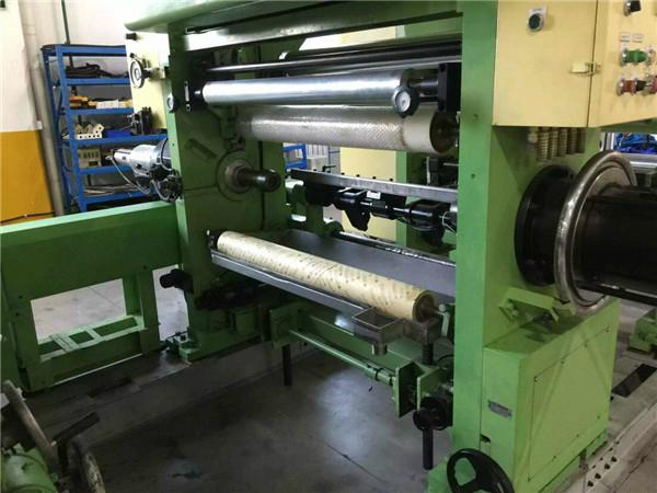 Used Japnese High Quality Computer Midding Rail Gravure Printing Machine 2