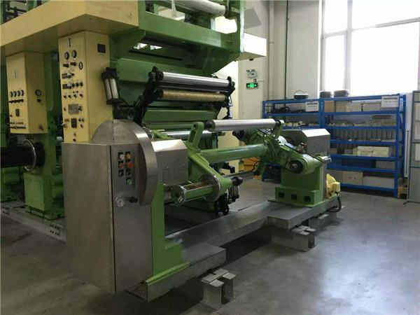 Used Japnese High Quality Computer Midding Rail Gravure Printing Machine 5