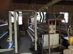 Used Cast Film Laminating and Coating Production Line