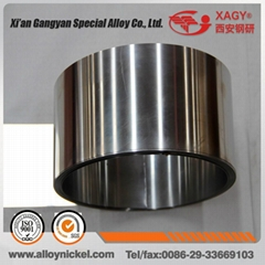 Nickel-Iron Soft Magnetic Alloys supermalloy