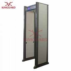 45zone walk through metal detectors with