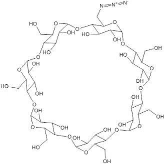 現貨供應 單(6-疊氮-6-去氧)-倍他-環糊精 98169-85-8 95% 1