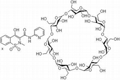 Piroxicam-Beta-cyclodextrin cas 96684-39-8 In stock