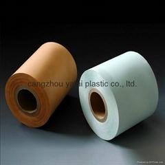Customeizd printing  cloth-like PE polypropylene  film