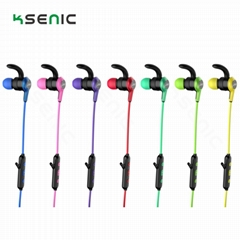 Mini Bluetooth Headsets Ks-Mini Model Ergonomic Bluetooth Headphones