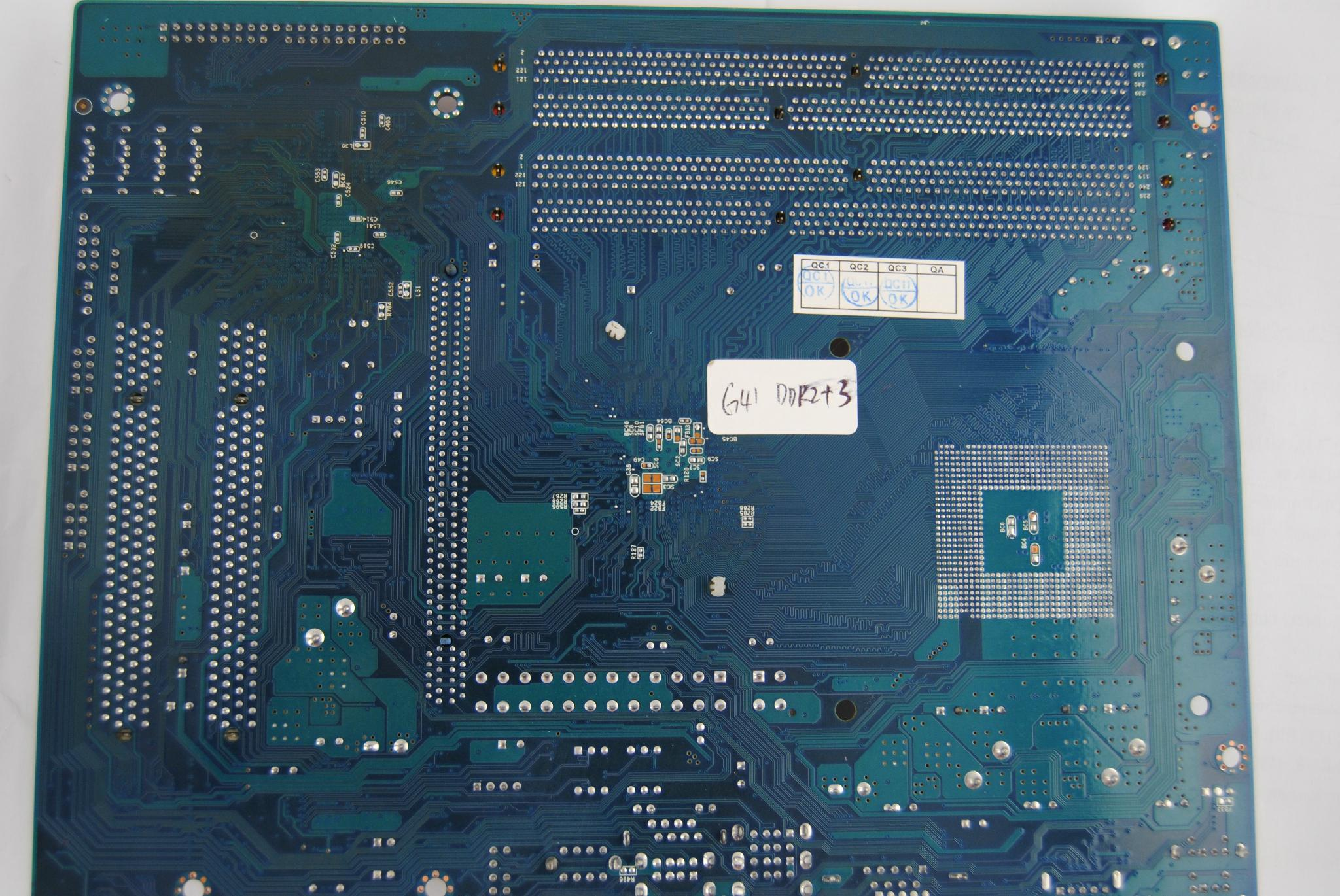 Integrated type dual core 1333mhz 1600mhz lga1150 H81 motherboard 5