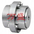 CL齒式聯軸器的特點 齒式聯軸