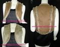 Reversible fabric