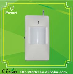 wireless PIR detector