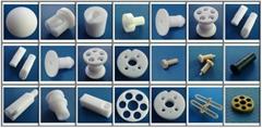 CNC Turning plastic