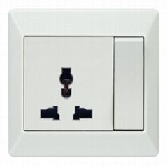 universal socket switch
