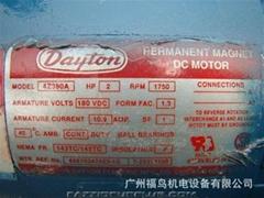 American Dayton DC Motor