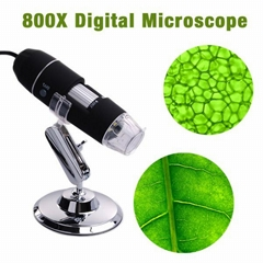 800x Portable Handheld USB Digital Microscope Camera
