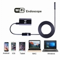IOS Android Portable Handheld USB Digital Waterproof Microscope As Endoscope and