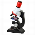 Compound Student Edu Science Microscope As Kit For Kids And Chilidrens