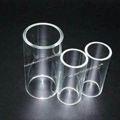 Clear Capillary Glass Tube