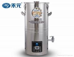 浙江禾元電器廠家30升大型現磨豆漿機