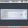 Cheap built in fiber bathtub with anti slip for hot sale - BSM-001 ...