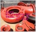 厂家直销潜水泵配件蜗壳