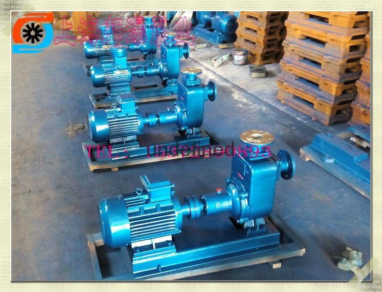 ZW自吸泵厂家 1