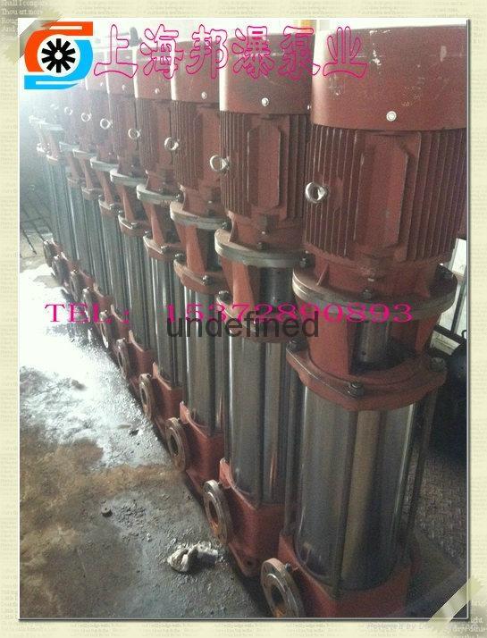 GDL多级增压泵 5