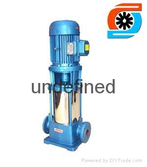 GDL多级增压泵 1