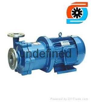 无泄漏不锈钢磁力泵 1