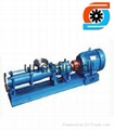 G型螺杆泵参数 4