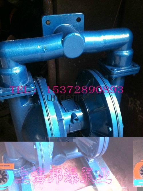 QBY隔膜泵型号 3