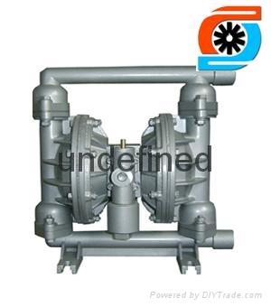 QBY隔膜泵型号 1