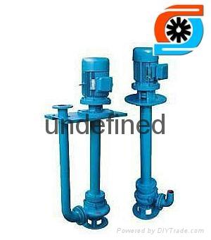 液下式无堵塞排污泵 1