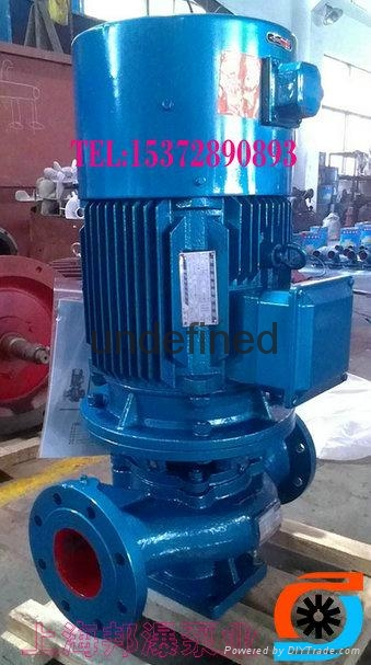 IRG管道泵选型 4