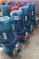 IHG不锈钢立式管道泵 5