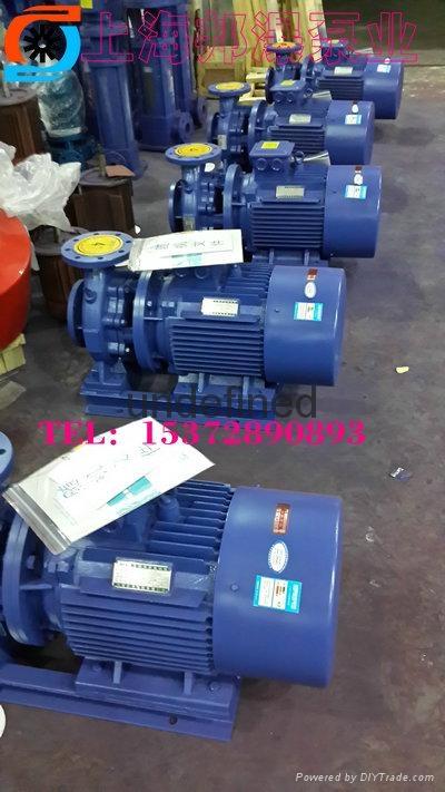 卧式单级单吸离心泵 5