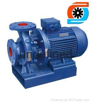 卧式单级单吸离心泵 1