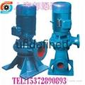 LW无堵塞立式排污泵 5