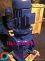 LW无堵塞立式排污泵 4