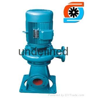 LW无堵塞立式排污泵 1