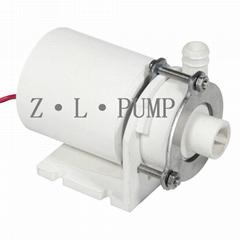 Brushless water pump washing machine water pump