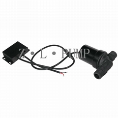 Brushless DC water pump solar heater hot water pump