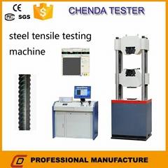WAW-1000D Hydraulic Universal Testing Machine +Universal Tensile Testing Machine