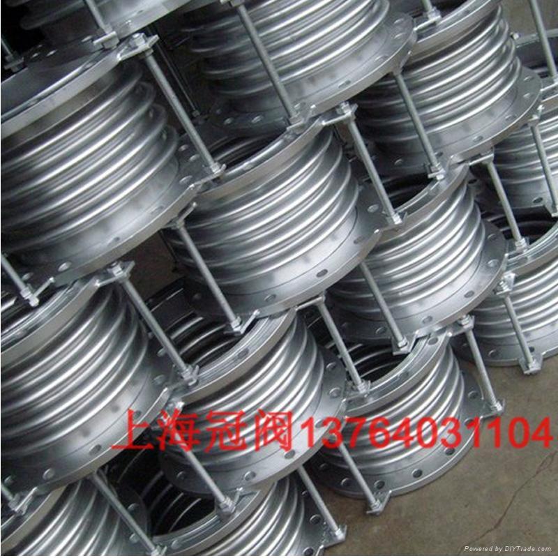 上海橡胶膨胀节 4