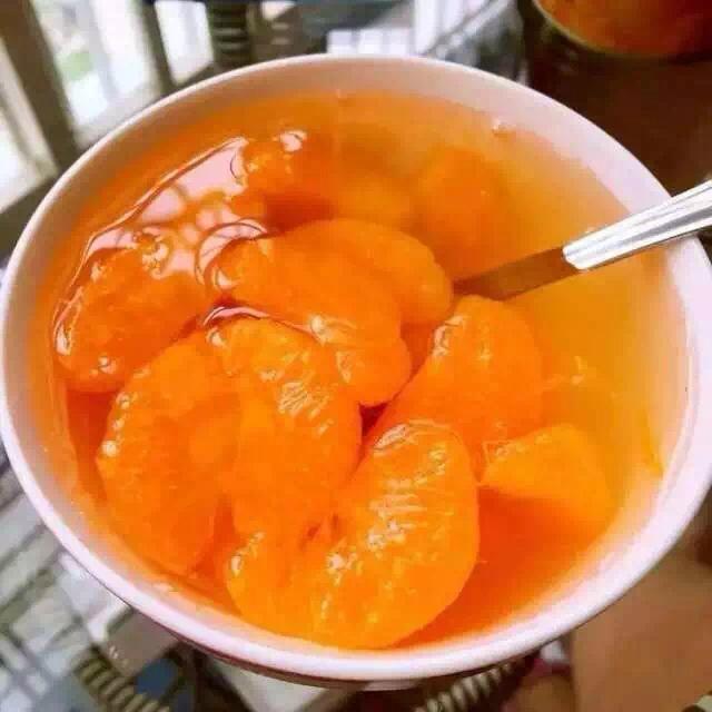 欧莱德橘子罐头 1