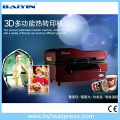 CE 3D Vacuum sublimation machine for mugs or phone case