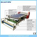 roller heat press machine textile sublimation machine 2