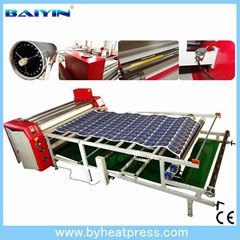 roller heat press machine textile sublimation machine