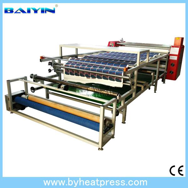 roller heat press machine textile sublimation machine 3