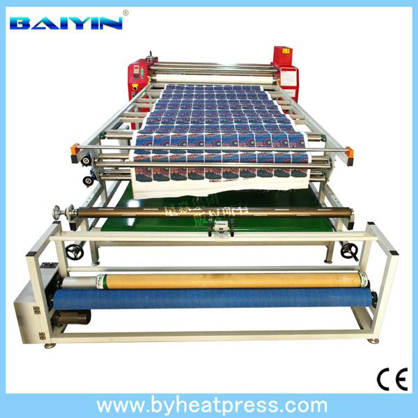 roller heat press machine textile sublimation machine 4