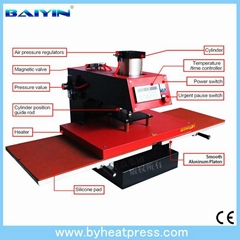 Pneumatic Double Position Heat Press