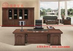 廣東廠家直銷主管辦公桌